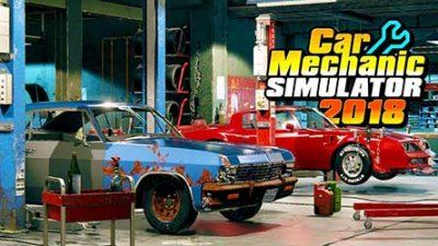 Car Mechanic Simulator 2018: моды